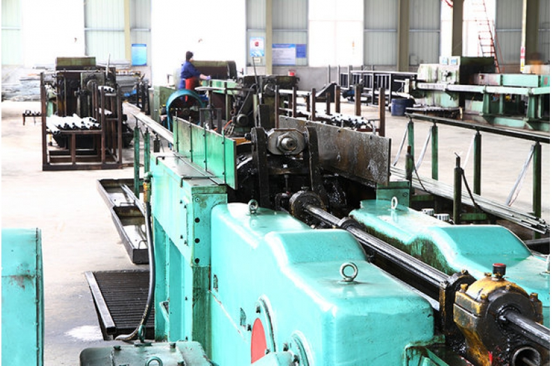 Three roller cold rolling mill